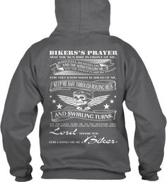 T-shirt - Biker's Prayer Shirts