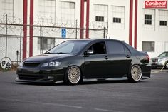 Gen Coilovers - Toyota Nation Forum : Toyota Car and Truck Forums - Today Pin Corolla 2005, Toyota Corolla, Toyota Cars, Toyota Supra, Corolla Tuning, Corolla Xrs, Corolla Altis, Slammed Cars, Acura Tsx