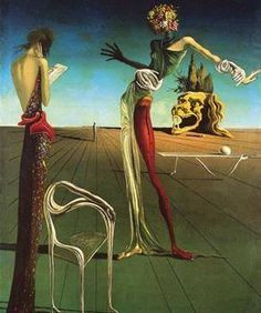 Salvador Dali, i got this one for my son last Christmas. It is awesome