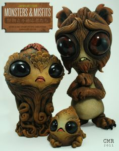 For Monsters & Misfits by cryniak, via Flickr
