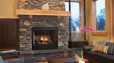 Bellavista B41XTE Large Gas Fireplace - Gas Fireplaces - Regency Fireplace Products