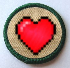 This is really real. The Girl Scouts are FINALLY going to be able to earn a merit badge for video games!
