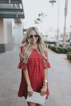 More Colors – More Fall Fashion Trends To Not Miss This Season. 37 Amazing Fashion Trends You Need To Try – Gorgeous! More Colors – More Fall Fashion Trends To Not Miss This Season. Mode Outfits, Fashion Outfits, Womens Fashion, Fashion Trends, Fashion Fashion, Dress Fashion, Spring Summer Fashion, Spring Outfits, Gingham Dress