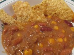 Four Can Taco Soup | What an easy soup recipe! This hearty meal would make for a great weeknight dinner.