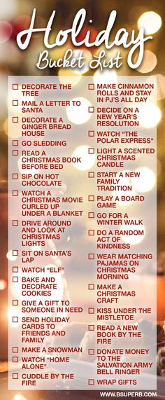 "I Would ""LOVE"" to do ""EVERY SINGLE ONE OF THESE"" at Christmas!!!!"