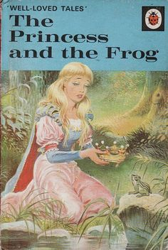 princess-and-the-frog-ladybird-books-well-loved-tales-matt-1975- by Dolls And Daydreams, via Flickr