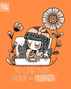 Anita Mejia - Illustration Blog