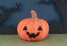 Pumpkin DONATIONWARE crochet pattern