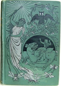 Fairy Tales from the Far North by P.C. Asbjornsen, New York:  A.L.Burt Company [1897] | Beautiful Antique Books