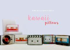 One Billion Pixels: Kawaii Pillows (The Sims 4)