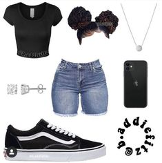 Swag Outfits For Girls, Teen Girl Outfits, Cute Swag Outfits, Girls Fashion Clothes, Dope Outfits, Teen Fashion Outfits, Simple Outfits, Trendy Outfits, Summer Outfits