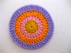 step by step, a technique to achieve a seamless join when crocheting in the round.