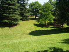 Fernhill Park NE 37th Ave & Ainsworth St  General Info Acreage: 26.63 Acquired in 1940  Amenities Includes baseball field, dog off-leash area, horseshoe pit, paths – paved, picnic tables, playground, soccer field, softball field, tennis court, track, and volleyball court.