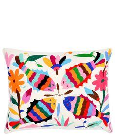 Multicolor Otomi Pillow - LEIF