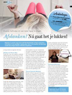 Artikel in 'ForYou' magazine - februari 2014
