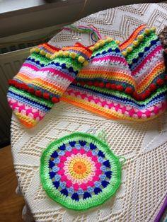 CAL deken en ronde deken