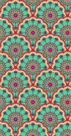 Textile Prints, Textile Patterns, Print Patterns, Pattern Art, Pattern Design, Impression Textile, Beautiful Patterns, Pattern Wallpaper, Wallpaper Backgrounds