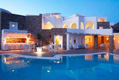 Rocabella Hotel Mykonos island