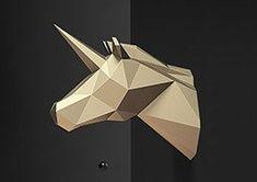 Polygon Art Objects by VIU
