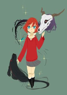 The Ancient Magus Bride by Dream-Piper on DeviantArt