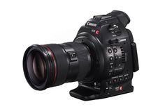 Canon Announces EOS C100 Cinema Camera.