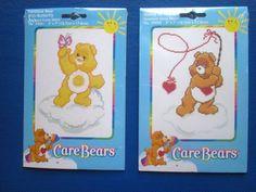 Care Bears Counted Cross Stitch Kits Lot of 2 - Funshine Bear & Tenderheart Bear | Crafts, Needlecrafts & Yarn, Embroidery & Cross Stitch | eBay!
