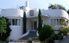 Art Deco House, Albury, New South Wales
