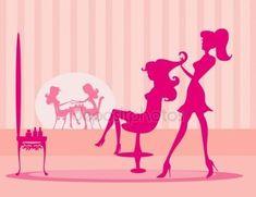 La Durbin Boutique – The Chic Fulham Kids Games For Girls, Nail Salon Design, North America Map, Stock Foto, The Chic, Foto E Video, Pop Art, Illustration, Beautiful