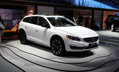 View 2015 Volvo Cross Country: It's Not an XC Photos from Car and Driver. Find high-resolution car images in our photo-gallery archive. Cross Country Pictures, Volvo V60, Car Images, Car And Driver, Perfect Photo, Volkswagen, Cool Photos, Photo Galleries, Automobile