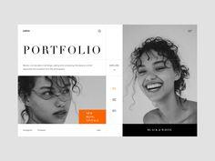 Catch designed by Lola Kekenadze. Website Design Layout, Homepage Design, Website Design Inspiration, Web Layout, Layout Design, Newsletter Design, Minimal Web Design, Modern Web Design, Cv Design