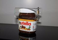 A Nutella Lock For When You Can't Stop, Won't Stop. --- Video At Bottom For Nutella Fudge