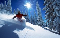 Your Guide to the 2012-2013 Ski Season Opening Day in North American Resorts #ski #travel