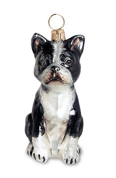 Joy to the World Collectibles 'Boston Terrier' Dog Ornament available at #Nordstrom