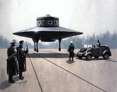 Hitler's Wonder-Weapons: Fact, Fiction and the Nazi UFO Mythos Aliens And Ufos, Ancient Aliens, Richard Dolan, Illuminati, Tesla Technology, Mystery, Mysterious Universe, Alien Abduction, Flying Saucer