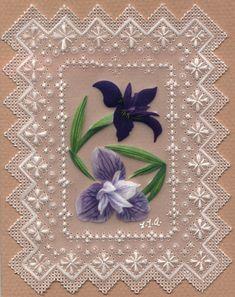 Fleurs à la grille | Flickr - Photo Sharing!