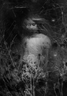 ☾ Midnight Dreams ☽ dreamy & dramatic black and white photography - Lucy Reynolds