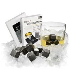 Whisky-Steine aus natürlichem Speckstein