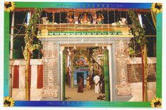 Sri Kapila Vinayaka Devasthanam Main Entrance