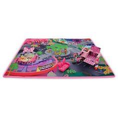 Minnie Mouse Pop Star Playmat Play Set