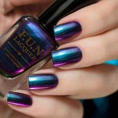 F.U.N. Lacquer Eternal Love (Revlon Royal under)