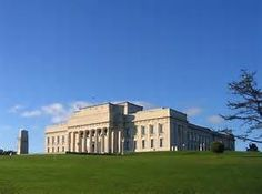 Auckland War Memorial renamed auckland museum at the domain Auckland New Zealand