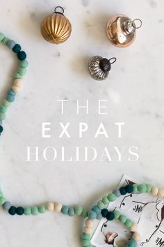 The Expat Holidays // A collection of stories from expats and travelers around the world sharing what tradition means to them. Happy Holidays, Christmas Holidays, Christmas Ideas, Christmas Crafts, Merry Christmas, Christmas Decorations, Christmas Cocktails, Christmas Desserts, All Things Christmas