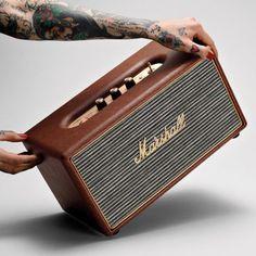 Marshall Amp-like Bluetooth Speaker