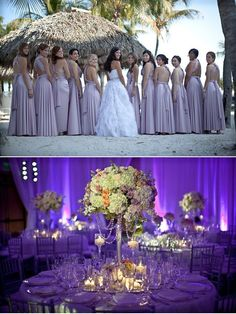 Having a bridal party of 11 girls with different body types and scattered across the country, I fell in love with the twobirds Bridesmaid dresses. They were one size fits all and could flatter every figure. I was able to have twobirds custom color the dress to fit the wedding theme that I wanted— not too matchy matchy, very elegant, very glamorous, but most of all fun.