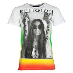 RELIGION Herren T-Shirt MOVIN 'N' SHAKIN