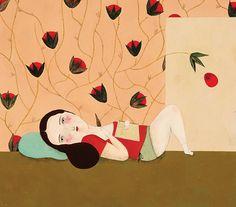 ILUSTRARTE - Bienal Internacional de Ilustraçao para a Infância- Daniela Tieni (Italia)