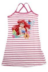 Rochita oficiala Disney Princess cu Ariel, 100% bumbac.