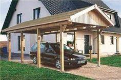 Resultado de imagen para cocheras de madera