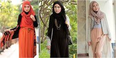Fashion: Siti Juwariyah: Pakai Jilbab Itu Karena Allah, Bukan Fashion | Vemale.com