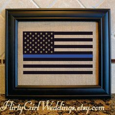 Hey, I found this really awesome Etsy listing at https://www.etsy.com/listing/228837917/police-thin-blue-line-flag-american-flag
